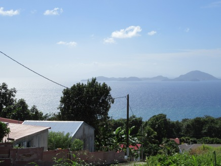 Driving over to Basse-Terre there are some beautiful views