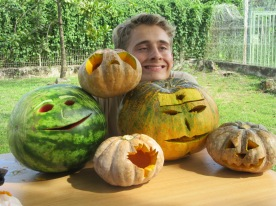 the pumpkins the watermelon and elder jeppesen...