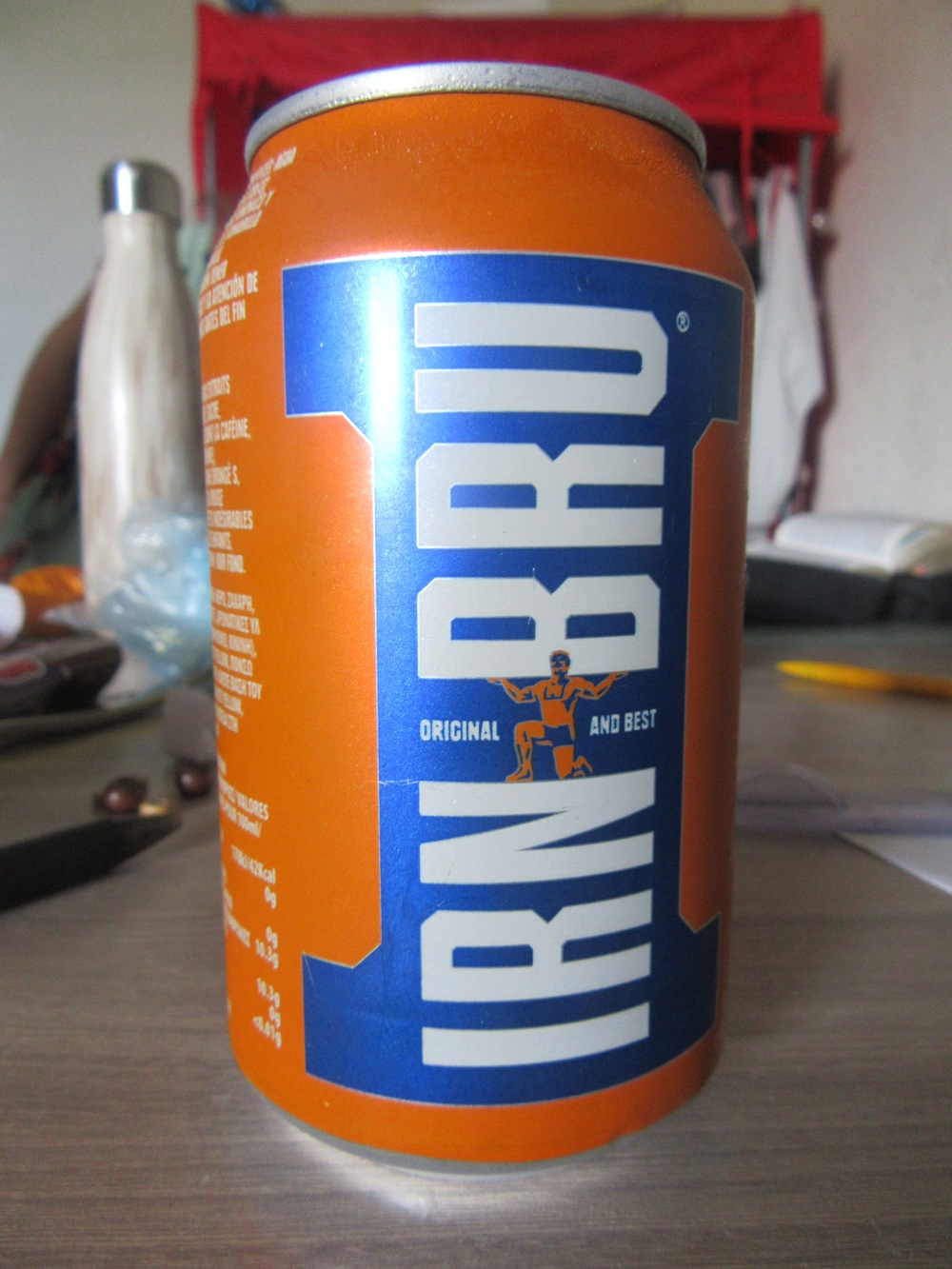 look what we found at the shops this week!! I was freaking out, irn bru gets you through!!