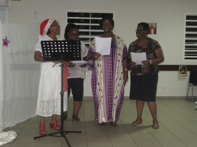 the branch talent show and christmas activity!