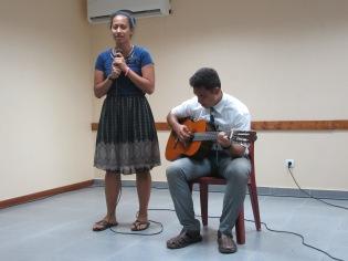 the tahitians sr t and elder mariteragi